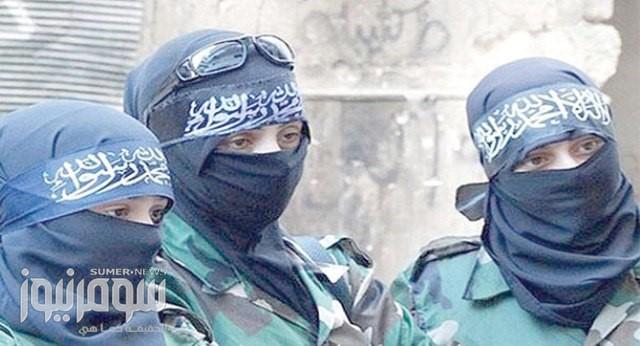 3 زن داعشی در انتظار حکم اعدام در عراق