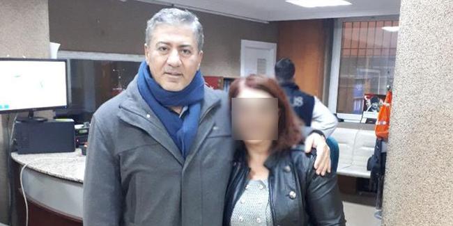 دستگیری یک زن ترکیه ای به اتهام توهین به اردوغان در اتوبوس!