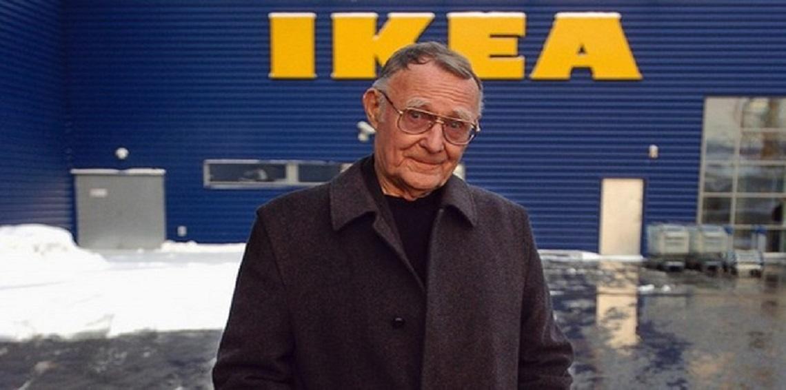 مؤسس ایکیا در 91 سالگی درگذشت