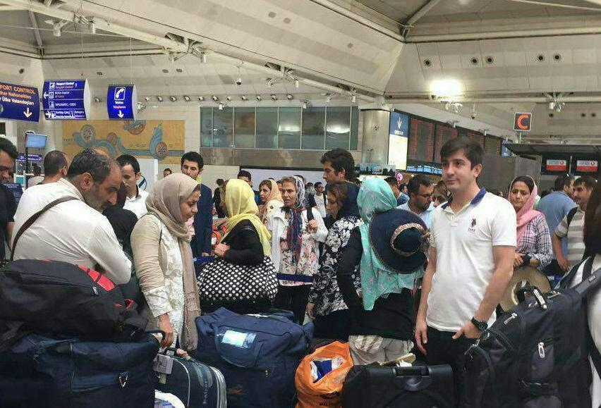 آمار جدید وزارت گردشگری ترکیه: ایرانیها بیشترین گردشگران خارجی ترکیه شدهاند