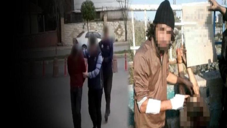 2 جلاد مشهور داعشی در ترکیه دستگیر شدند (+عکس)
