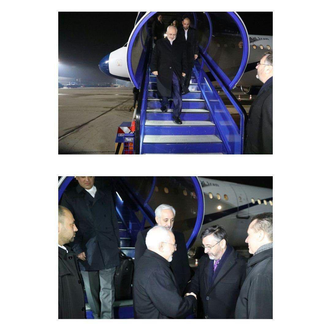 یک مقام وزارت خارجه: عدم استقبال رسمی مقامهای کروات از ظریف صحت ندارد (+عکس)