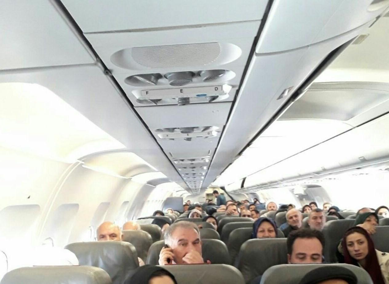 گروگانگیری ۲۰۰ مسافر ایرانی توسط فرودگاه بغداد (+عکس)