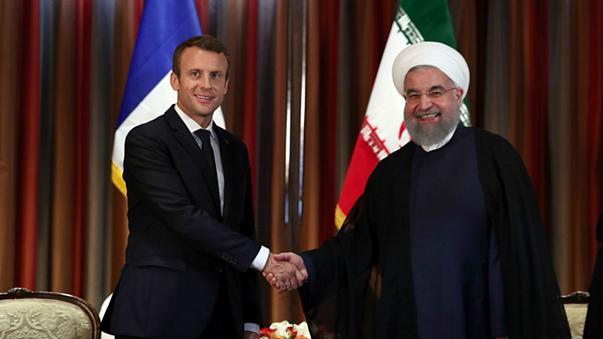 دیروز میتران؛ امروز ماکرون/ آنها که دوست ندارند رییس جمهوری فرانسه به تهران بیاید