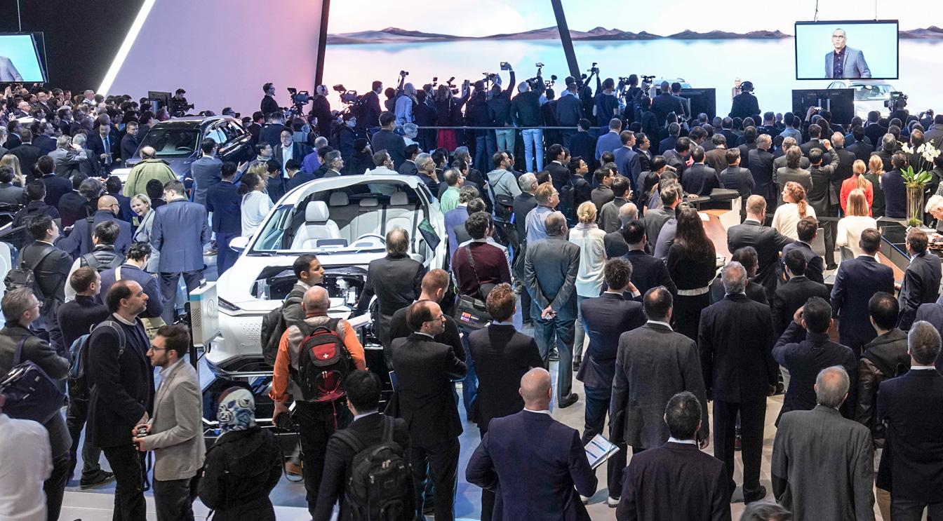 برترین خودروهای ژنو 2018 که کمتر دیده شدند
