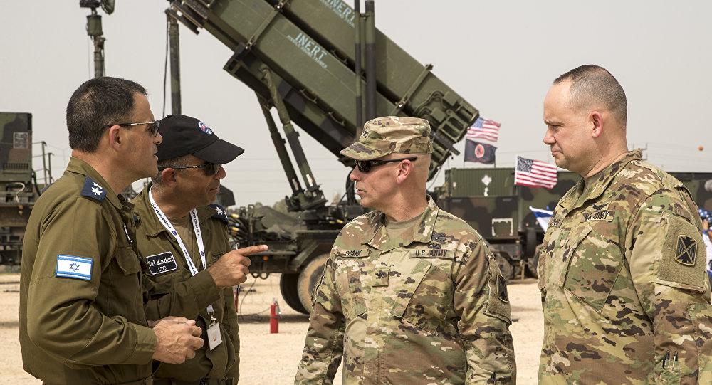 رزمایش مشترک آمریکا و اسراییل برای مقابله با حملات احتمالی موشکی ایران