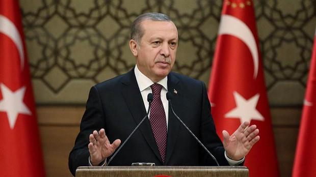 اردوغان: شبه نظامیان شیعه را از ورود به شهر عفرین بازداشتیم