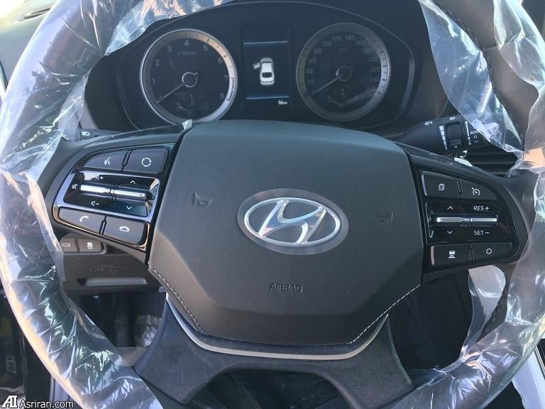 هیوندا آزرای جدید به ایران رسید/ این خودرو با چه مشخصاتی به بازار عرضه می شود (+عکس)