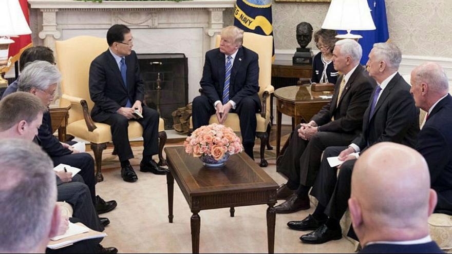 شرایط سخت کاخ سفید برای دیدار رهبران آمریکا و کره شمالی