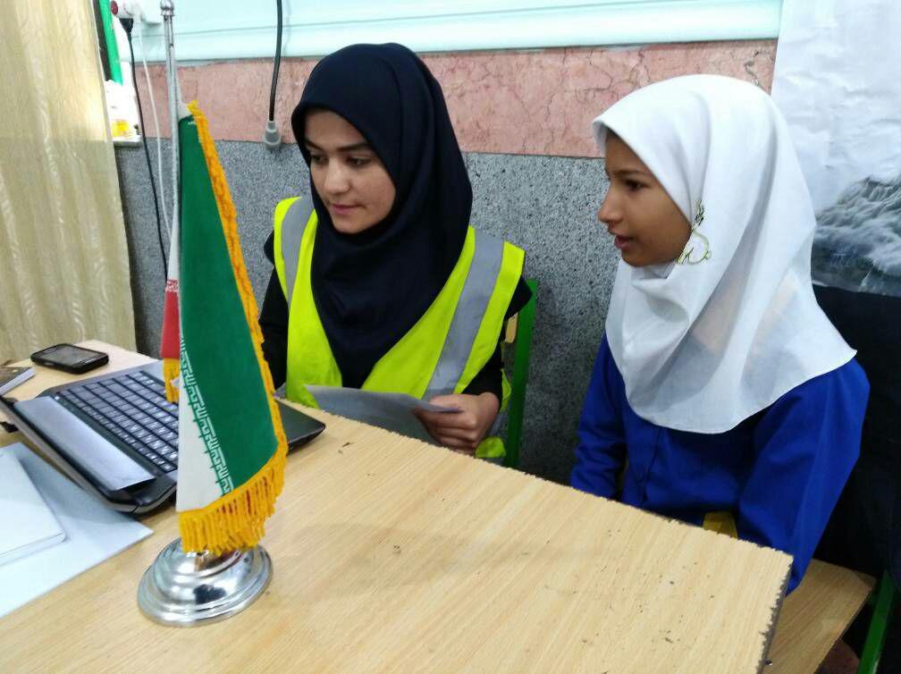 برگزاری اولین انتخابات همیار سبز در مدارس استان بوشهر