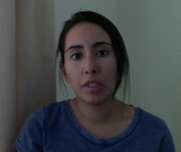 دیلی میل: دختر حاکم دوبی از امارات فرار کرد (+عکس)