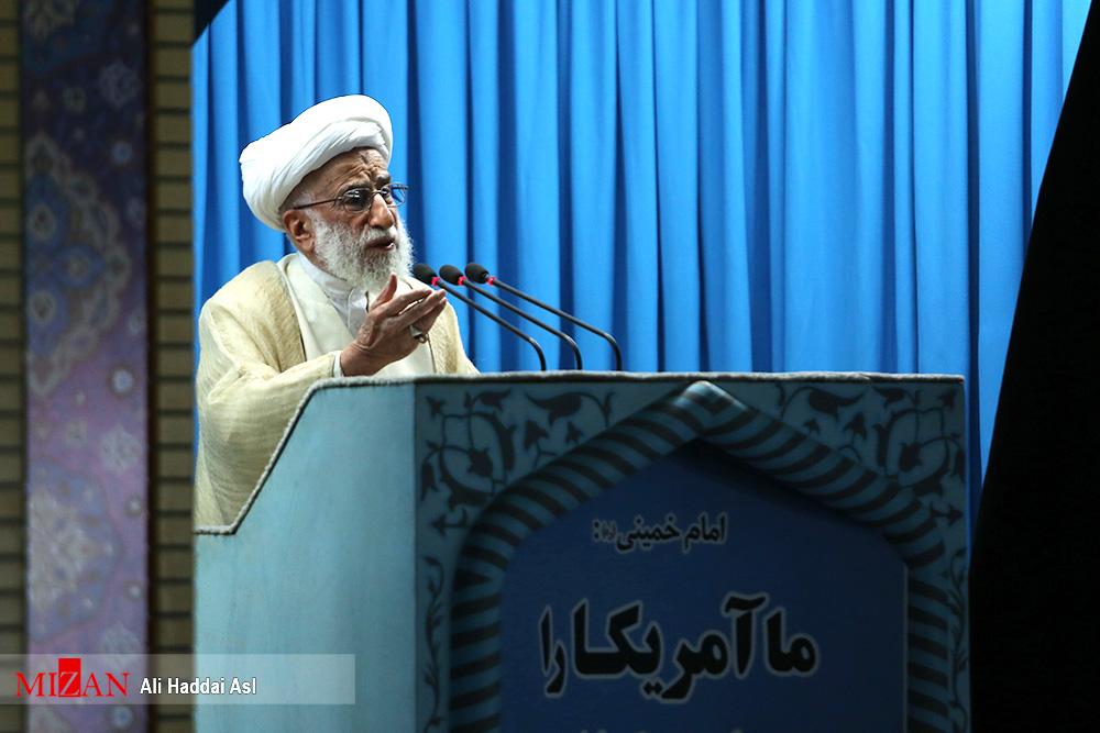 کناره گیری آیت الله جنتی از نمازجمعه تهران