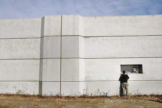 دیوار ژاپنی برای مقابله با سونامی (+عکس)