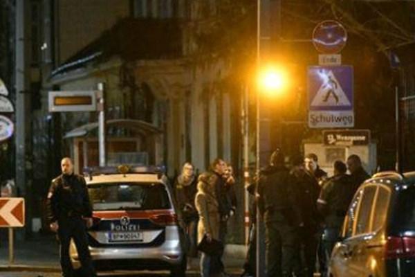 اقامتگاه سفیر ایران در وین پس از حمله شب گذشته (+عکس)