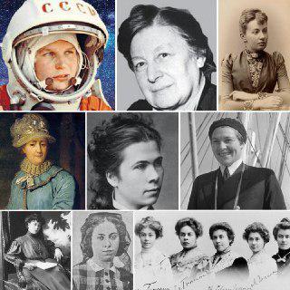 10 زن موفق تاریخ روسیه