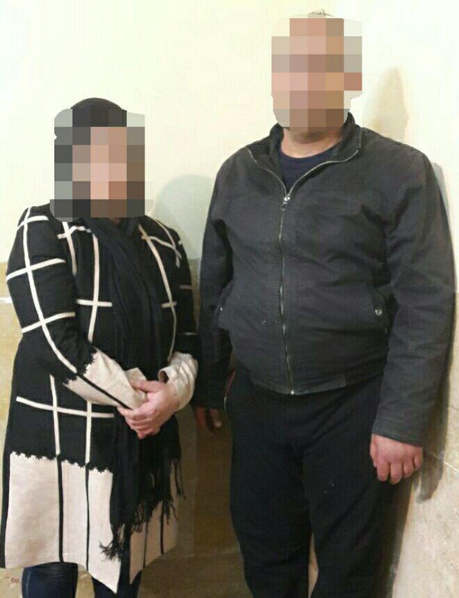 بازداشت زوج سارق عابربانک های پایتخت