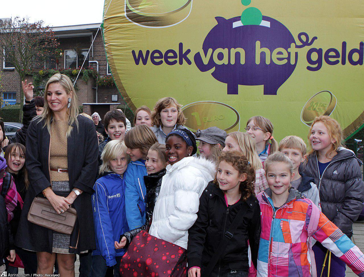 هفته پول در مدارس هلند