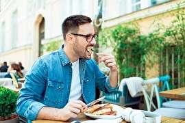 تقویت احساس سیری بدون مصرف غذای بیشتر