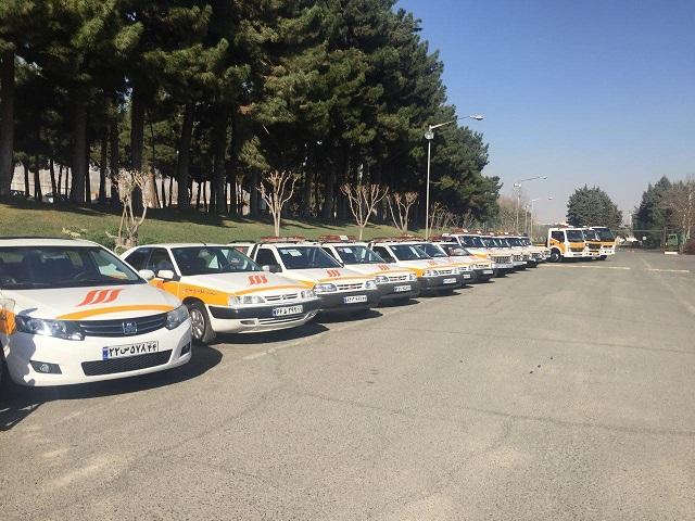 آغازطرح امداد نوروزی سایپا با تاکید بر ارائه خدمات به تمام خودروهای غیر سایپایی (+عکس)
