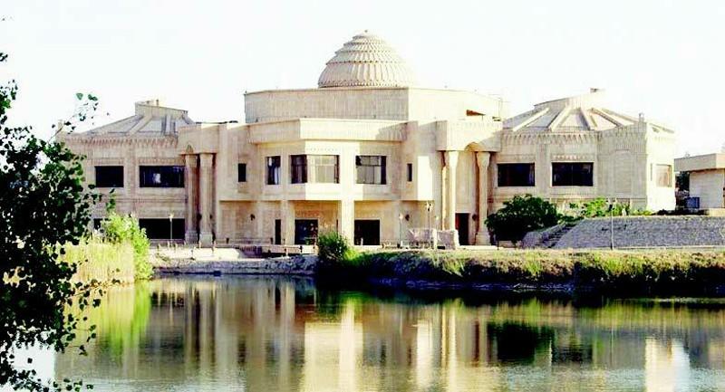 کاخ صدام به دانشگاه آمریکایی تبدیل می شود (+عکس)