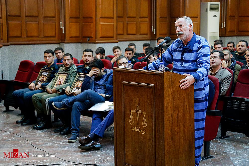 محمدرضا ثلاث به اعدام محکوم شد