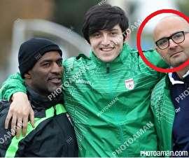 فعالیت ایجنت ایرانی علیه تیم ملی بدون جلوگیری فدراسیون