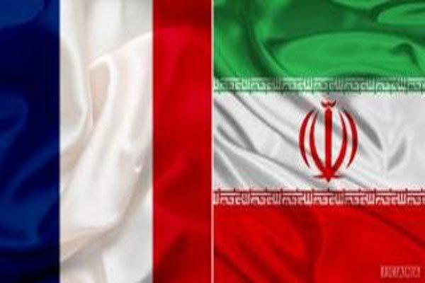 حجم مبادلات ایران و فرانسه 3.8 میلیارد یورو شد