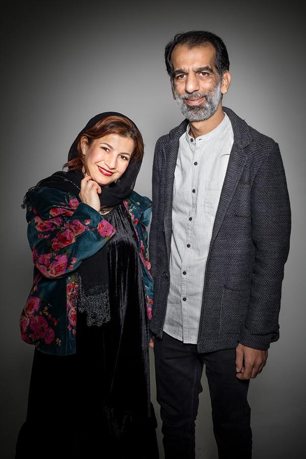 پرتره هنرمندان ایرانی در سایت جشنواره برلین 2018