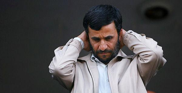 احمدی نژاد میخواهد زنده بماند!