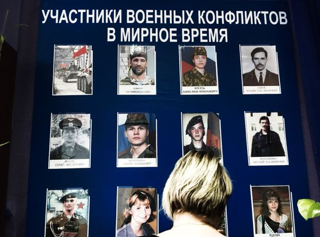 جنگجویان روس که در ازای پول در سوریه کشته میشوند (+عکس)
