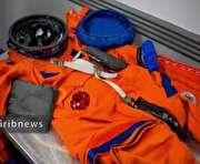 لباس های فضایی جدید که فضانوردان را از اجابت مزاج بی نیاز می کند (فیلم)