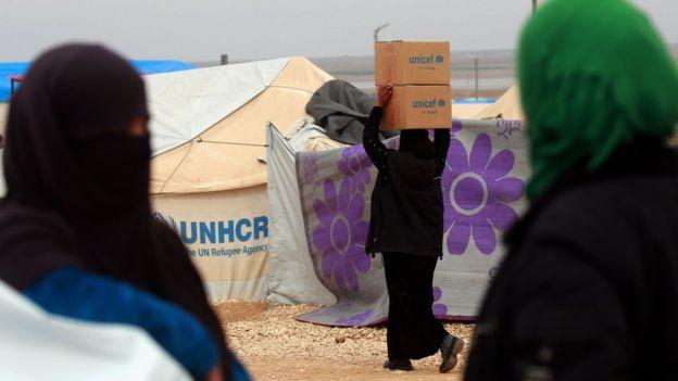 بی بی سی از سوریه: کمک غذایی در ازای آزار جنسی زنان جنگ زده سوری