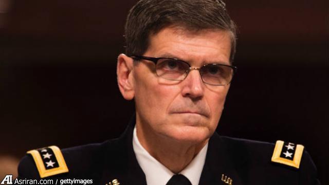 فرمانده ارشد نظامی آمریکا: ایران بزرگترین تهدید درازمدت در خاورمیانه است