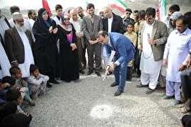 ايران خودرو در سيستان و بلوچستان مدرسه مي سازد