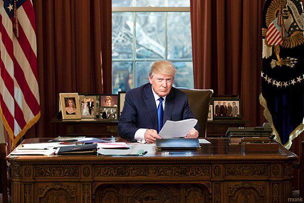 ترامپ در 100 روز چه کرد؟