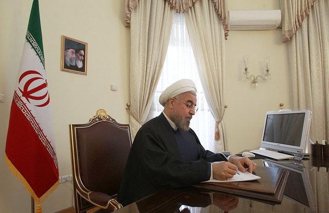 پیام روحانی برای جان باختن تعدادی از کارگران معدن آزاد شهر