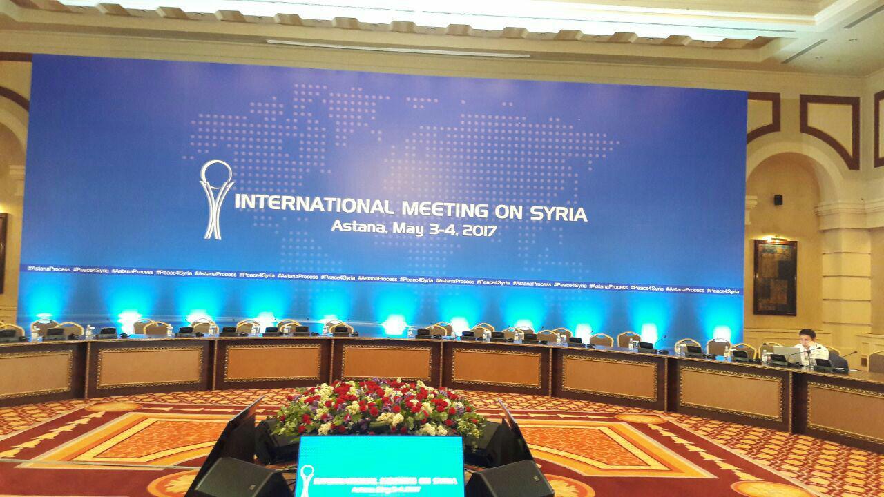 توافق ایران، روسیه و ترکیه درباره ایجاد 4 منطقه امن در سوریه