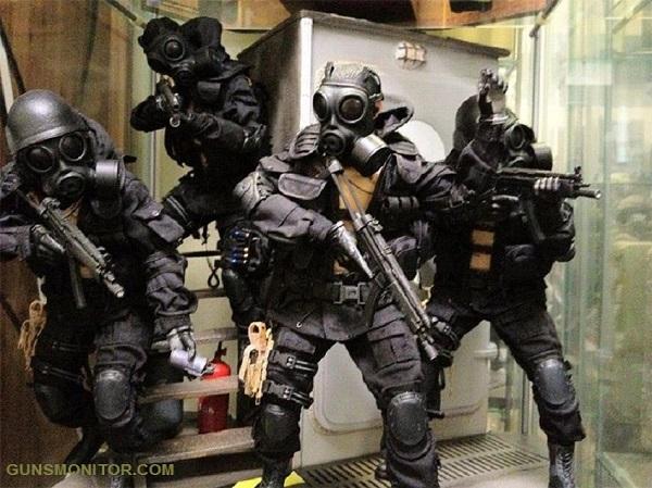 از گربه های سیاه هندی تا نیروهای فوق ویژه اسرائیلی!(+عکس)