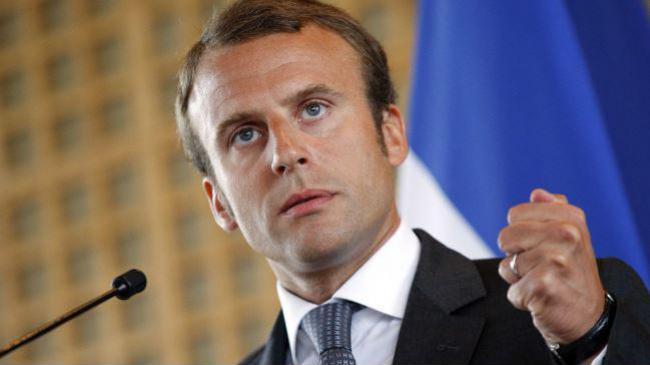 امانوئل ماکرون رئیس جمهور فرانسه شد