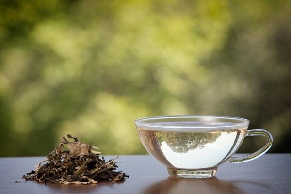 جوانی پوست با چای سفید
