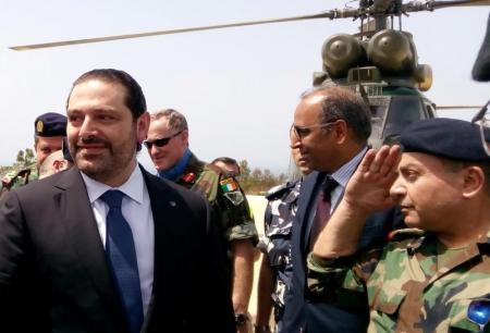 سعد حریری: لبنان به دنبال آتش بس دائمی با اسرائیل است