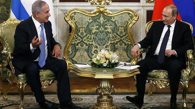 نتانیاهو: مخالفت پوتین با ایجاد پایگاههای نظامی ایرانی در سوریه را احساس نکردم / برجام اقتصاد ایران را بهبود بخشید