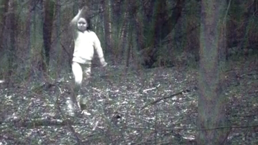 دختری که صاحب ترسناک ترین عکس سال شد (+عکس)