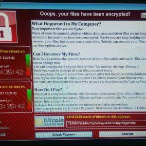 حمله سایبری گسترده هزاران رایانه را در 10 کشور قفل کرد