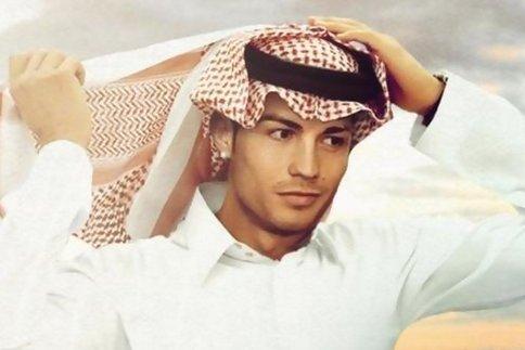 «کریس رونالدو»ی عربی! (+عکس)