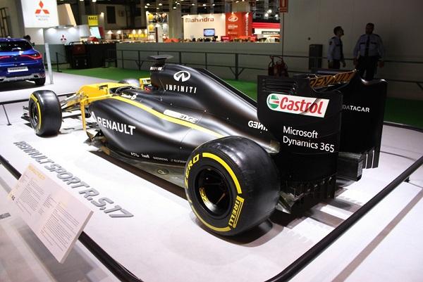 نمایشگاه خودرویی بارسلونا به روایت تصویر