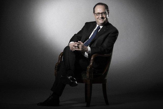 ریاست جمهوری اولاند؛ از تروریسم تا رسوایی عاشقانه
