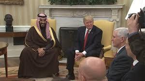 اهداف و پیامدهای نخستین سفر خاورمیانه ای ترامپ
