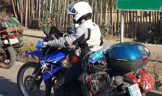 مرگ گردشگر زن روسی در یزد