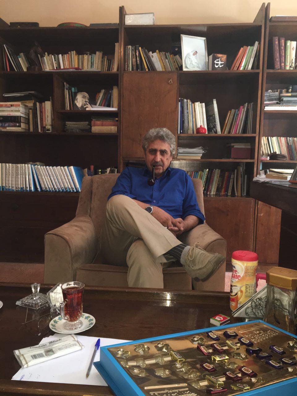 کارگردان مطرح سینما: شرایط حساس است، از خردگرایی «روحانی» حمایت کنیم